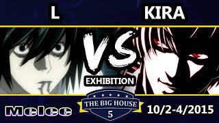 TBH5 - Kira vs. L! Super Smash Bros. Melee