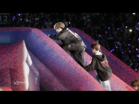 190608 4K- Anpanman + Make It Right @ BTS 방탄소년단 Speak Yourself Stade De France Paris Concert Fancam