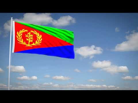 Studio3201 - Animated flag of Eritrea
