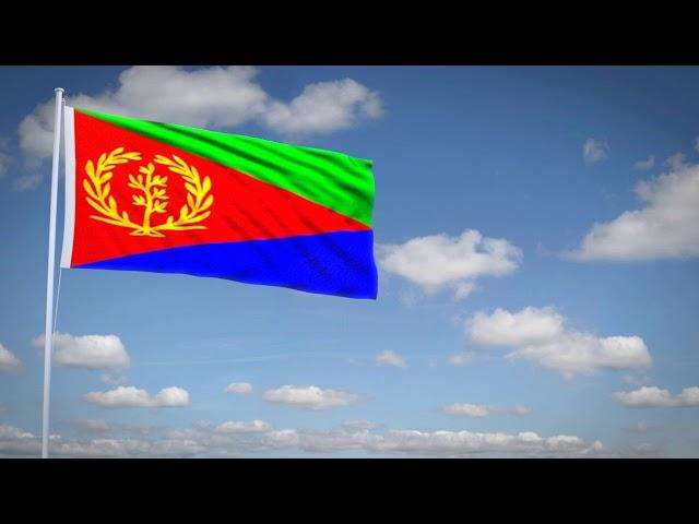 Studio3201 - Animated flag of Eritrea