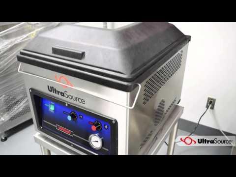 UltraSource Ultravac 225 - Vacuum Chamber Packaging Machine