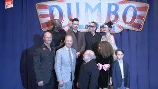 DUMBO | Tim Burton, Eva Green, Michael Keaton And Colin Farrell @ World Première | HOT CORN