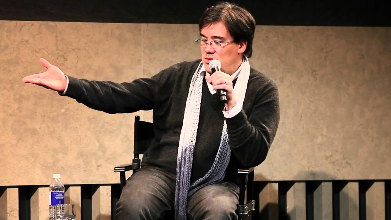 Message to a young Alan Gilbert