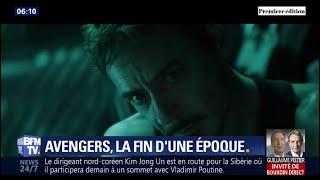 Comme près de 2500 fans, on a assisté à l'avant-première d'Avengers: Endgame