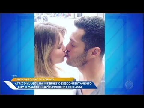 Susana Werner Desabafa Sobre Mudança Do Marido, O Goleiro Julio Cesar, Para O Brasil