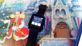 Китайские часы Smart Watch U80