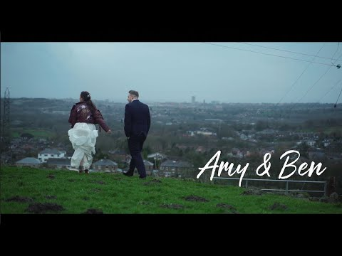 Amy & Ben highlights wedding video. White heart inn. 4k