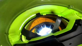 Sun Joe 13-Amp Electric Leaf Shredder & Mulcher w/ Accessory Pack on QVC