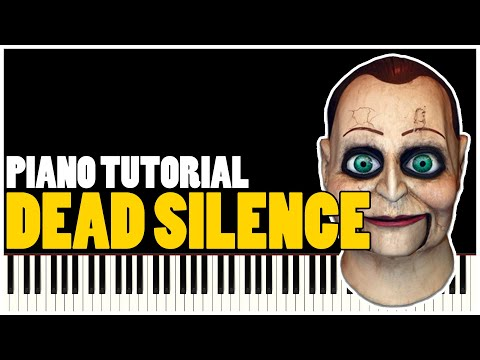 Charlie Clouser - Dead Silence - Main Titles (Piano Tutorial Synthesia)
