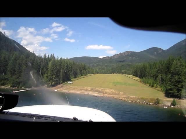 Landing & Departing - Sullivan Lake