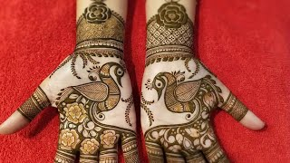 Simple Arabic Henna Mehndi Designs Step by Step Latest Mehndi Design For Hand 2020 New Arabic Mehndi