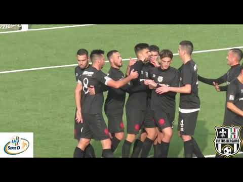 Caronnese-Virtus Bergamo 1909 4-1, 10° giornata d'andata Serie D Girone B 2018/2019