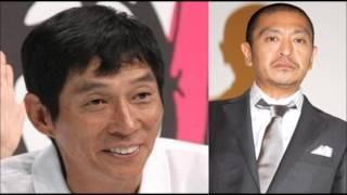 明石家さんまが松本人志や島田紳助が審査員を務めるM-1グランプリに苦言...
