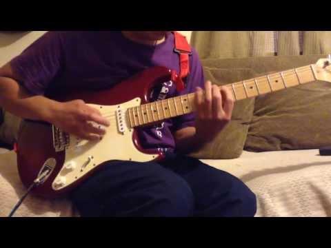 Preludio Obsesivo Rata Blanca guitar solo Walter Giardino How to play