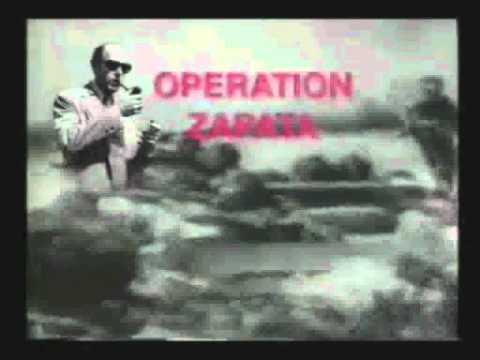 BAY OF PIGS = OPERATION ZAPATA = ZAPATA OFF-SHORE OIL