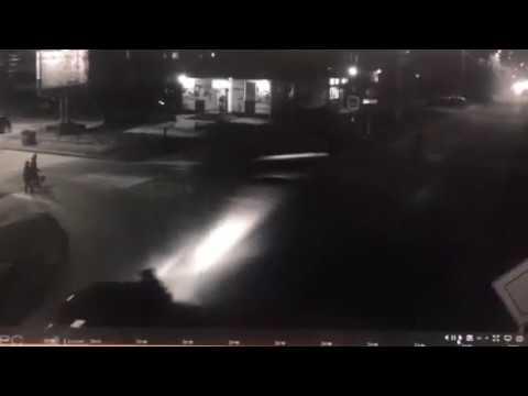 Усинск. Сбили пешехода