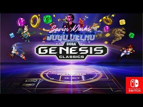🔴Sega Genesis Classics - Switch thumbnail