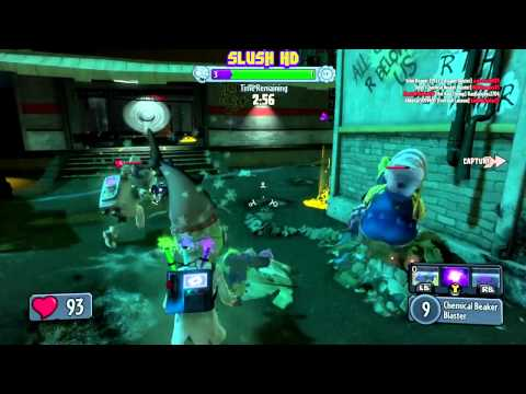 Plants vs. Zombies: Garden Warfare: Chemist Gameplay