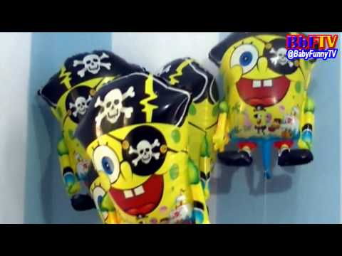 Balon Karakter Spongebob - Toys Kids Balloons Character Spongebob: Mainan Anak-anak Balon Karakter Spongebob, Toys Kids Balloons Character Spongebob. Toys Kids Balloons Character Spongebob, Gas Balloons Character. Mainan Anak-anak Balon Karakter Spongebob Tokoh FIlm Kartun.