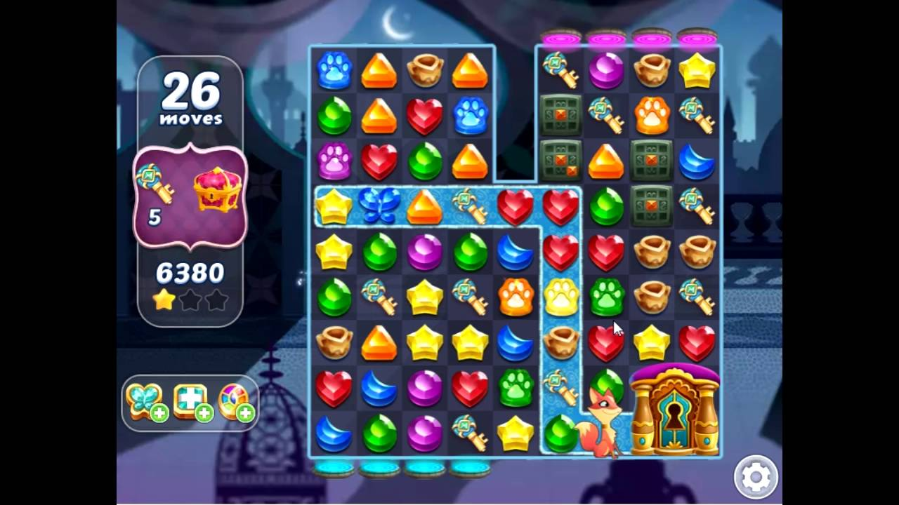 Genies & Gems level 100