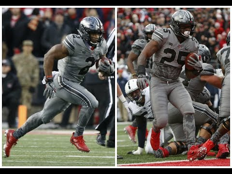 Jk Dobbins X Mike Webber Ohio State Highlights