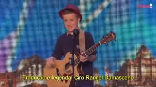Henry Gallagher Britain's Got Talent 2015 Legendado em Português / Legendado..