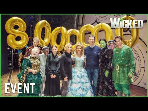 WICKED London Media Night 2009