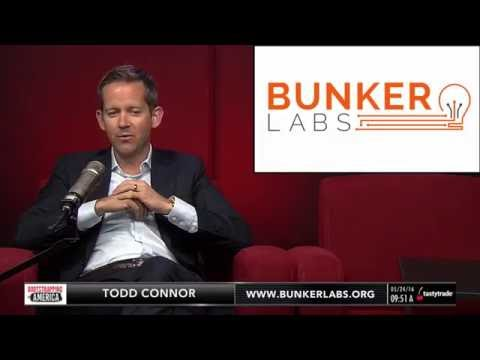 Todd Connor of Bunker Labs | Bootstrapping in America