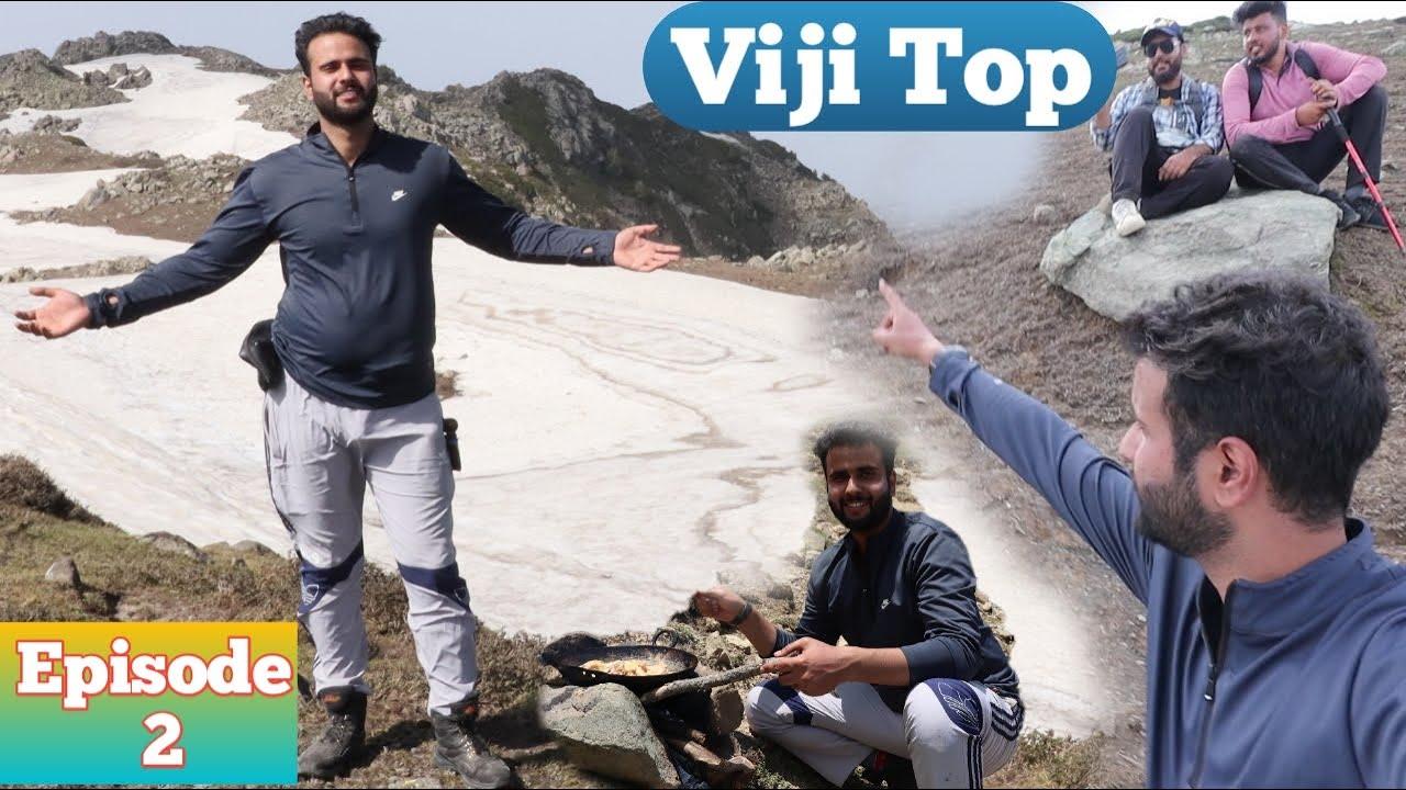 Finally Viji Top Summit Kar Diya 😍 Beautiful Trek Of My Life