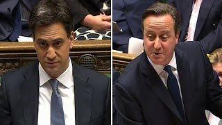 Cameron: Ed Miliband is