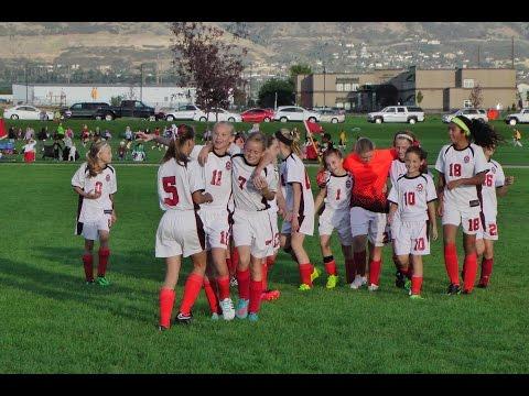 Strikers PP vs L30 Fury SCG-U12 Girls Soccer 10-6-15