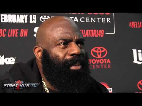 Kimbo Slice on Dada 5000 beef, wants to f*ck him up, on getting out of the hood & being a family man