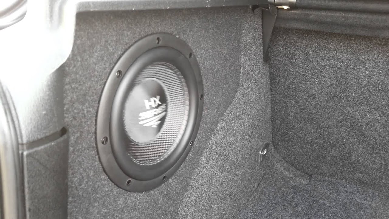 vw golf 4 audio system hx08sq by hornhagen car audio. Black Bedroom Furniture Sets. Home Design Ideas