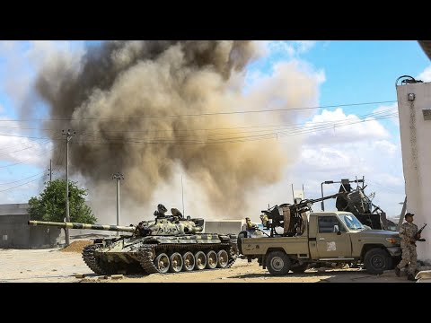 Eastern Libya parliament says forces will push on in Tripoli offensive