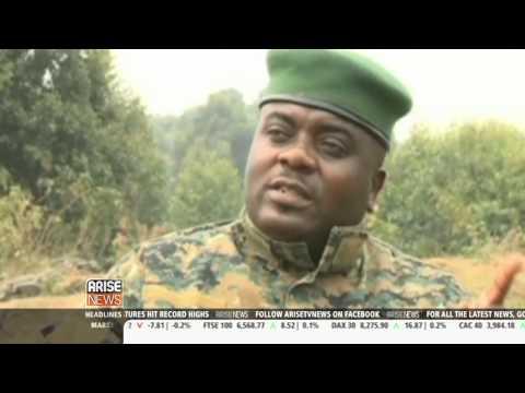 Democratic Republic of Congo U.N. Peacekeeping Mission