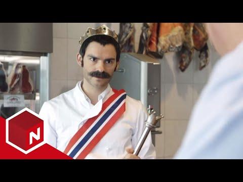 En helt vanlig dag | Kong halal | TVNorge