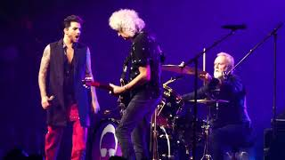 Queen + Adam Lambert - D oing A ll R ight / CLTCL - Atlanta 08/22/2019