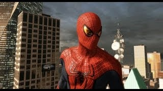 The Amazing Spider-Man - Key Of Notebook Gaming - Gameplay #16 (Ati Mobility Radeon HD 4250)
