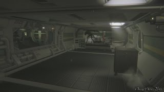 【PS4】ALIEN ISOLATION - #5 MISSION 5 ・隔離・トロフィー「隠れて、逃げて、生き延びる」(NIGHTMARE MODE NO DEATH)