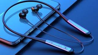 Best Neckband Headphones 2021 - Best Noise Cancelling Bluetooth Neckband Headphones
