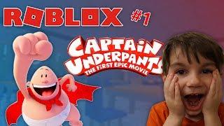 Captain Unterhose - Der erste Roblox Epic Obby!!