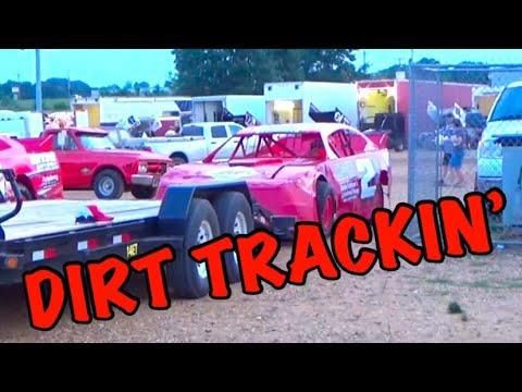 DIRT TRACK RACIN' 🏁🏁🤢 at Magnolia Speedway in Columbus, MS