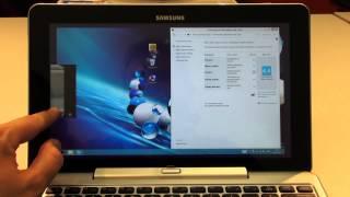 гаджеТы: беглый обзор ультрадевайса Samsung ATIV SmartPC Pro