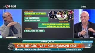 (..) Derin Futbol 15 Nisan 2019 Kısım 4/6 - Beyaz TV