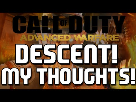 Call Of Duty: Exo Zombies Descent My Thoughts!