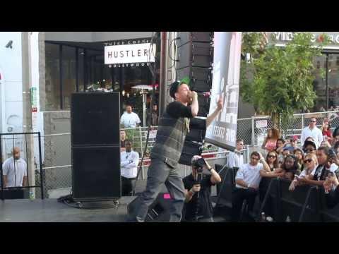 Logic at Sunset Strip Music Festival