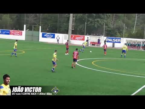 Joao Victor, Brazilian Centre Back, Football Gem Hunter Agency  