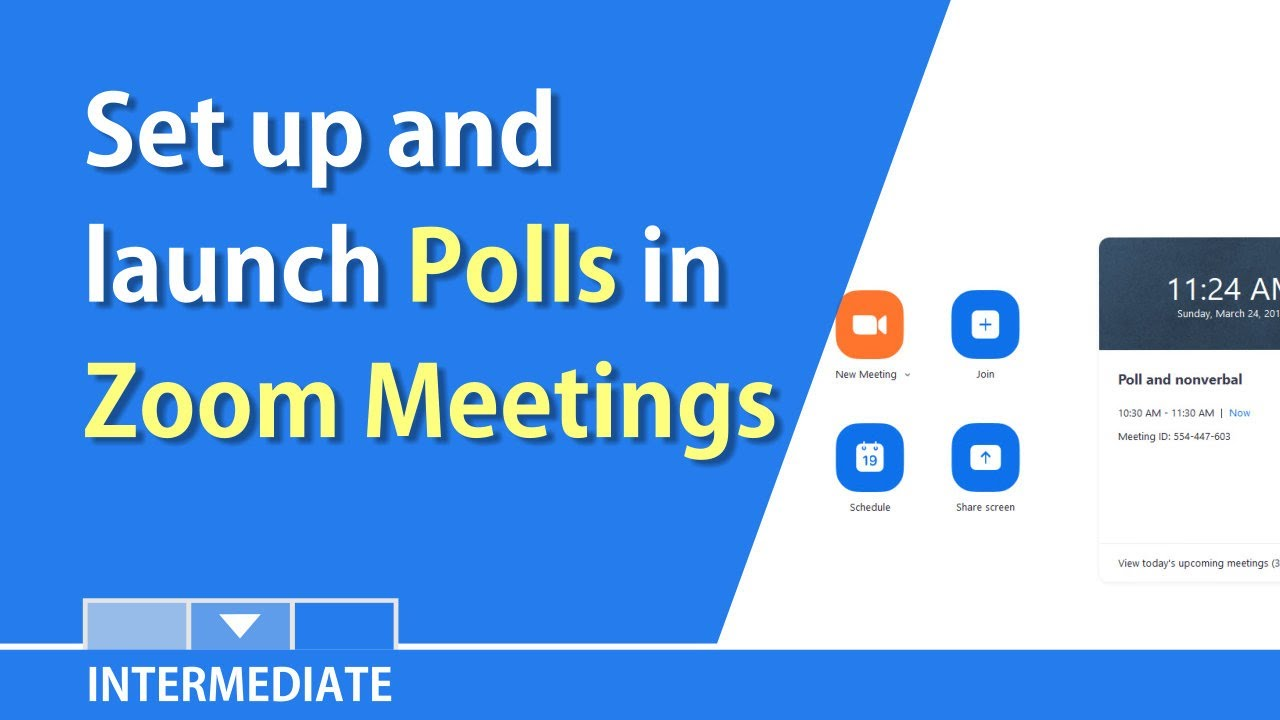 Add polling to Zoom Meetings by Chris Menard