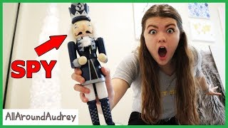 Mysterious Nutcracker Spy Found Me! The...