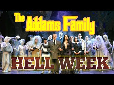 WHEN YOURE AN ADDAMS- HELL WEEK